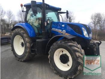New Holland T 7.245 Garantie bis 10/2021 - zemědělský traktor
