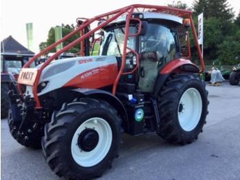 Steyr 4135 Profi CVT - zemědělský traktor