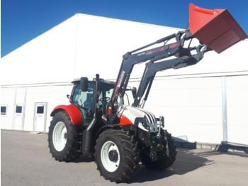Steyr 4145 Profi CVT - zemědělský traktor