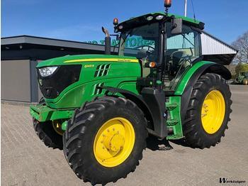 John Deere 6145R - žemės ūkio traktorius