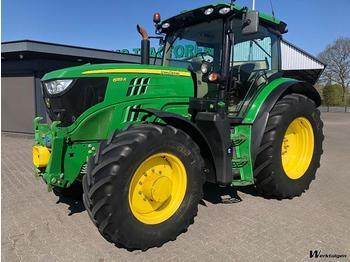 John Deere 6155R - žemės ūkio traktorius