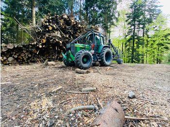 John Deere 6800 A Austria  - žemės ūkio traktorius