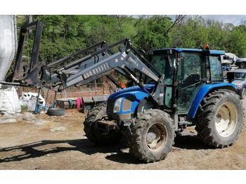 NEW HOLLAND TL100A - žemės ūkio traktorius