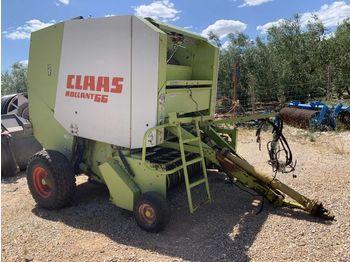 CLAAS ROLLANT 66 - балирка за тркалезни бали