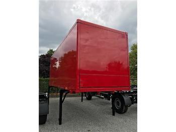 Кузов - фургон BDF System 7.150 mm lang, LACK NEU in Premium + Qualität!!: фото 1