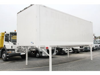 KRONE STD 6x2 OR 4x2 - кузов - фургон