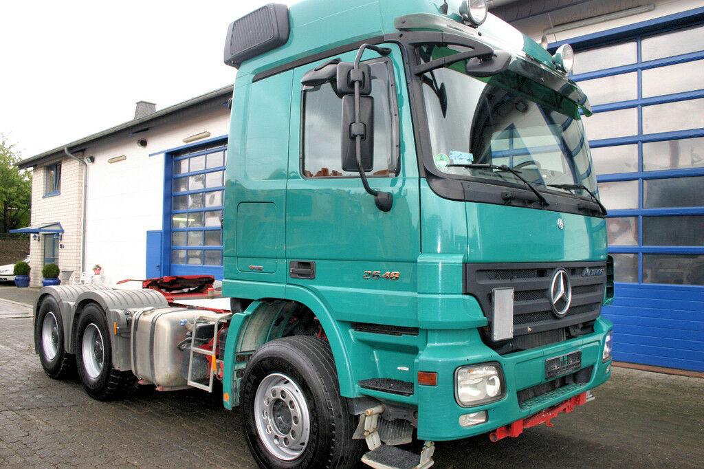 Mercedes-Benz 2648 6x4 Actros Mega Euro 5 Retarder Hydraulik
