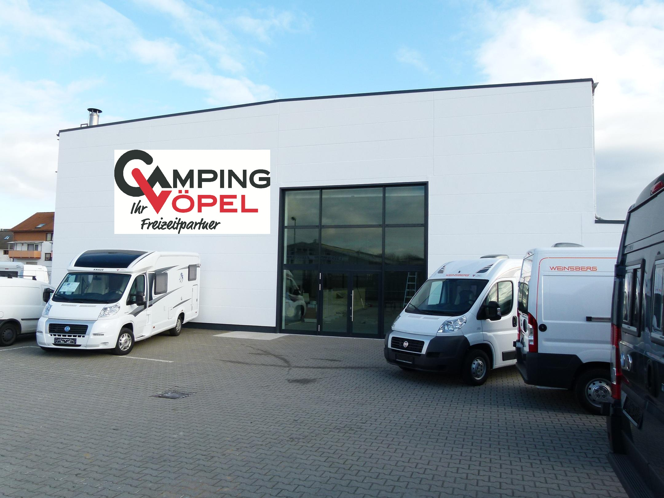 Camping Center Vöpel GmbH from Germany, phone number, address, offers - Truck1