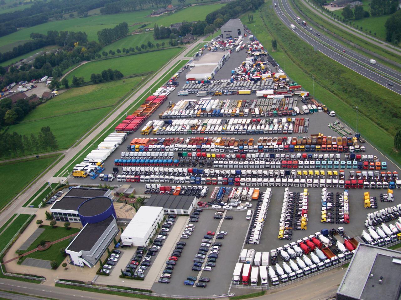 BAS Trucks B.V. from Netherlands, phone number, address ...