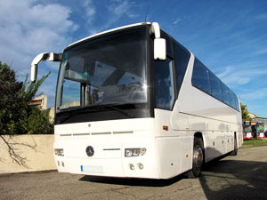 Coaches and other kinds of machinery in stock of Gaby Chariots