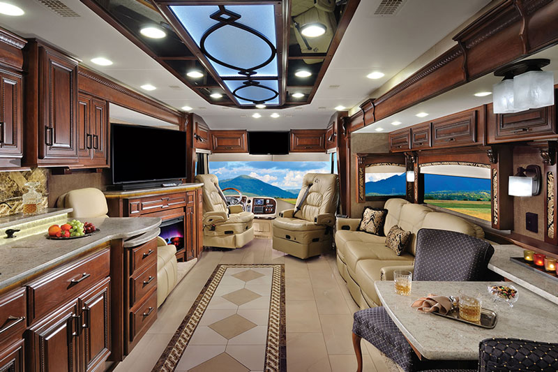 10 Most Expensive Motorhomes