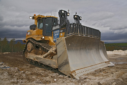 How to pick a bulldozer