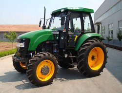 How to pick a wheel tractor
