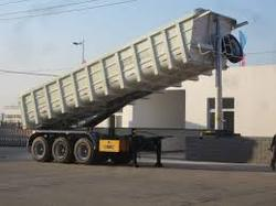 What's Worth Knowing about Tipper Semi-trailers