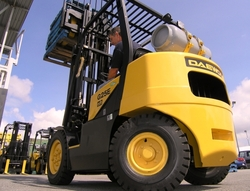 Focus on: forklifts