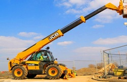 In Search of a Telescopic Handler: Basic Info