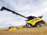 Top 5 Biggest Combine Harvesters