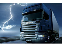 Best Scania trucks