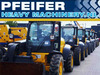 Pfeifer Heavy Machinery: Used construction machinery from the Netherlands.